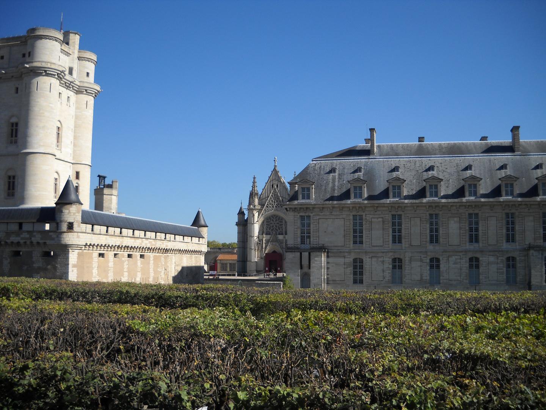 Le Donjon et la Chapelle du Château de Vincennes