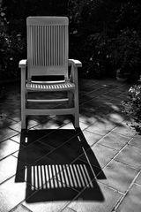 Le fauteuil .