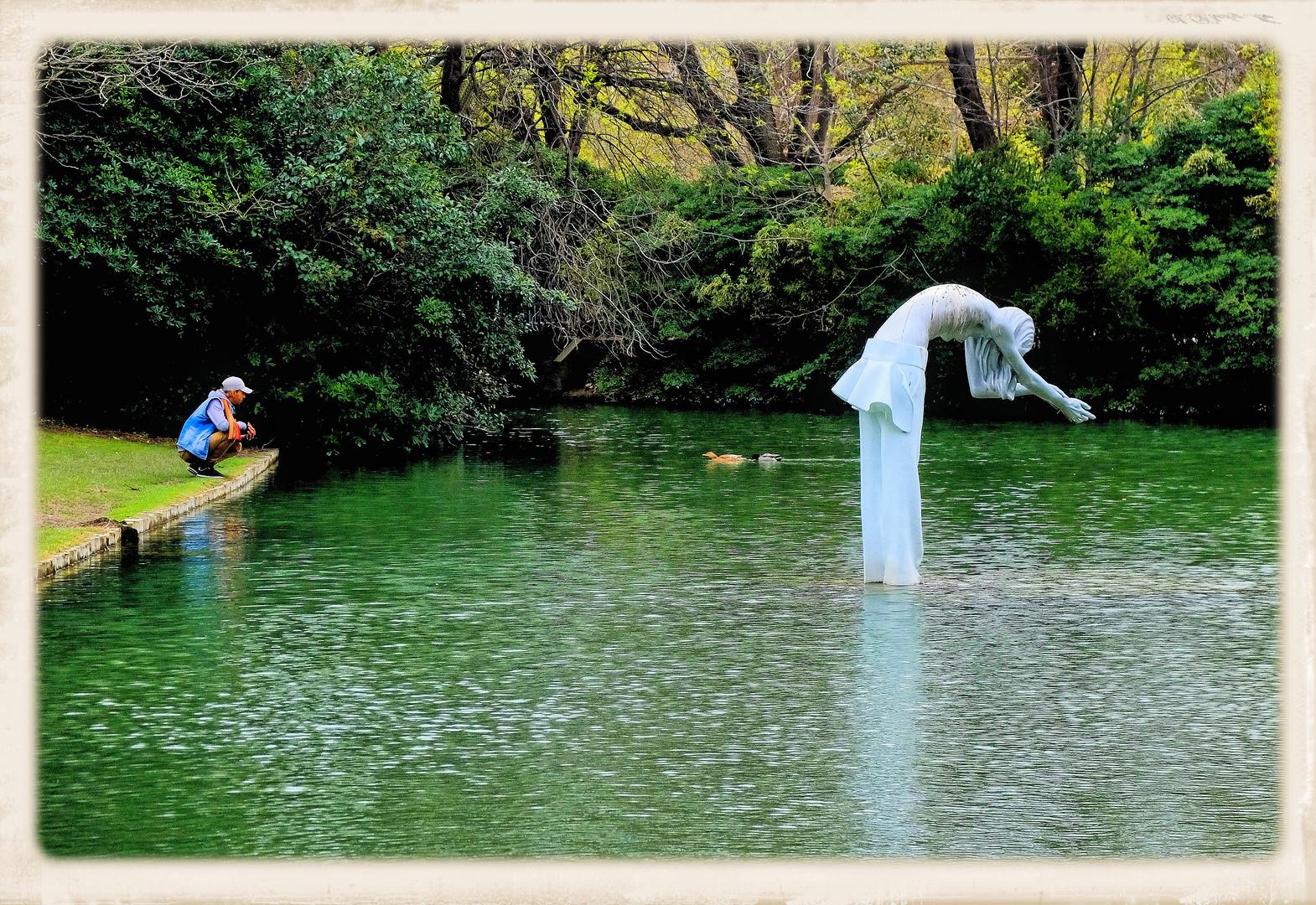 Le fée du lac