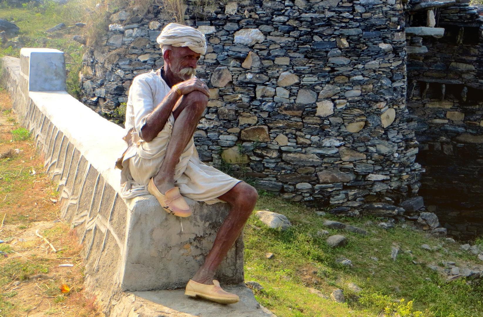 le fermier du Mewar!
