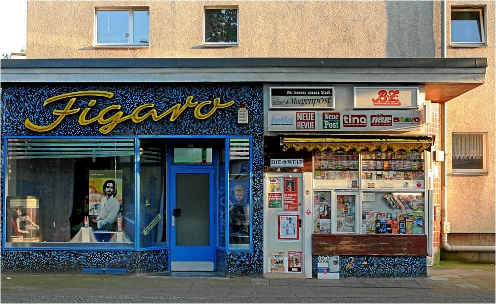 Le Figaro de Kiosk
