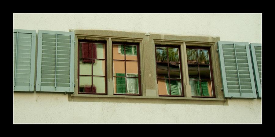 Le finestre che respirano