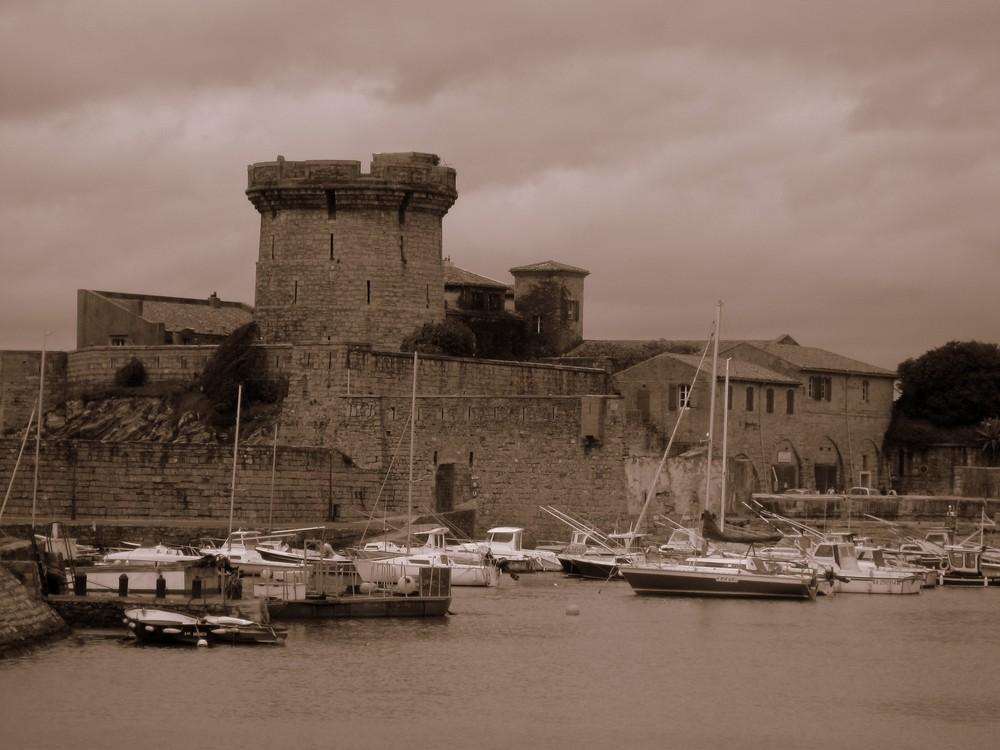 Le fort de Sokoa