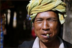 """Le fumeur de cigare"""