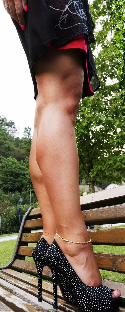 Le Gambe delle Donne