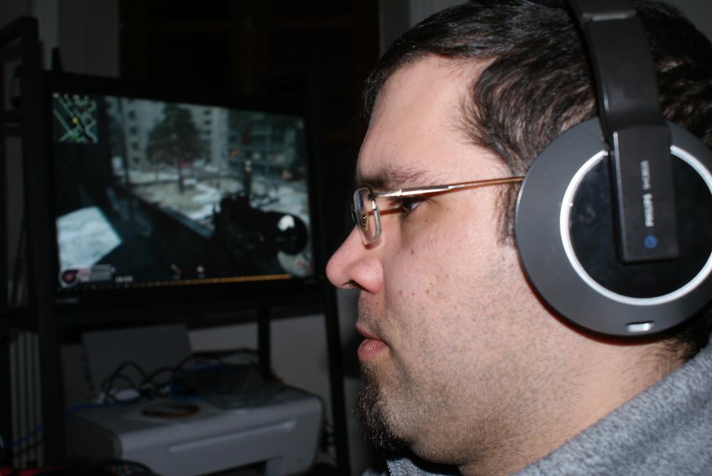 Le gamer PC !