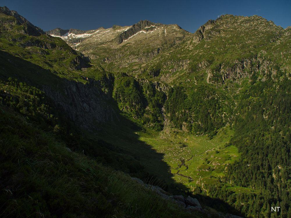 Le Garbettou (Ariège).