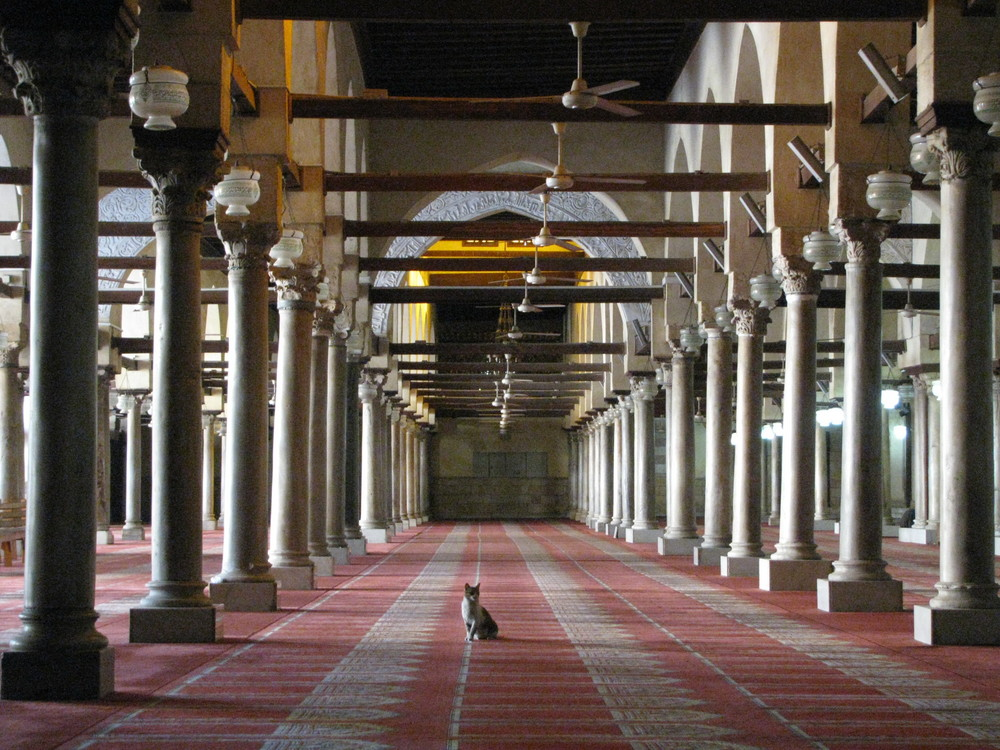 Le gardien de la prière