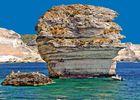 Le grain de sable de Bonifacio (Corse)