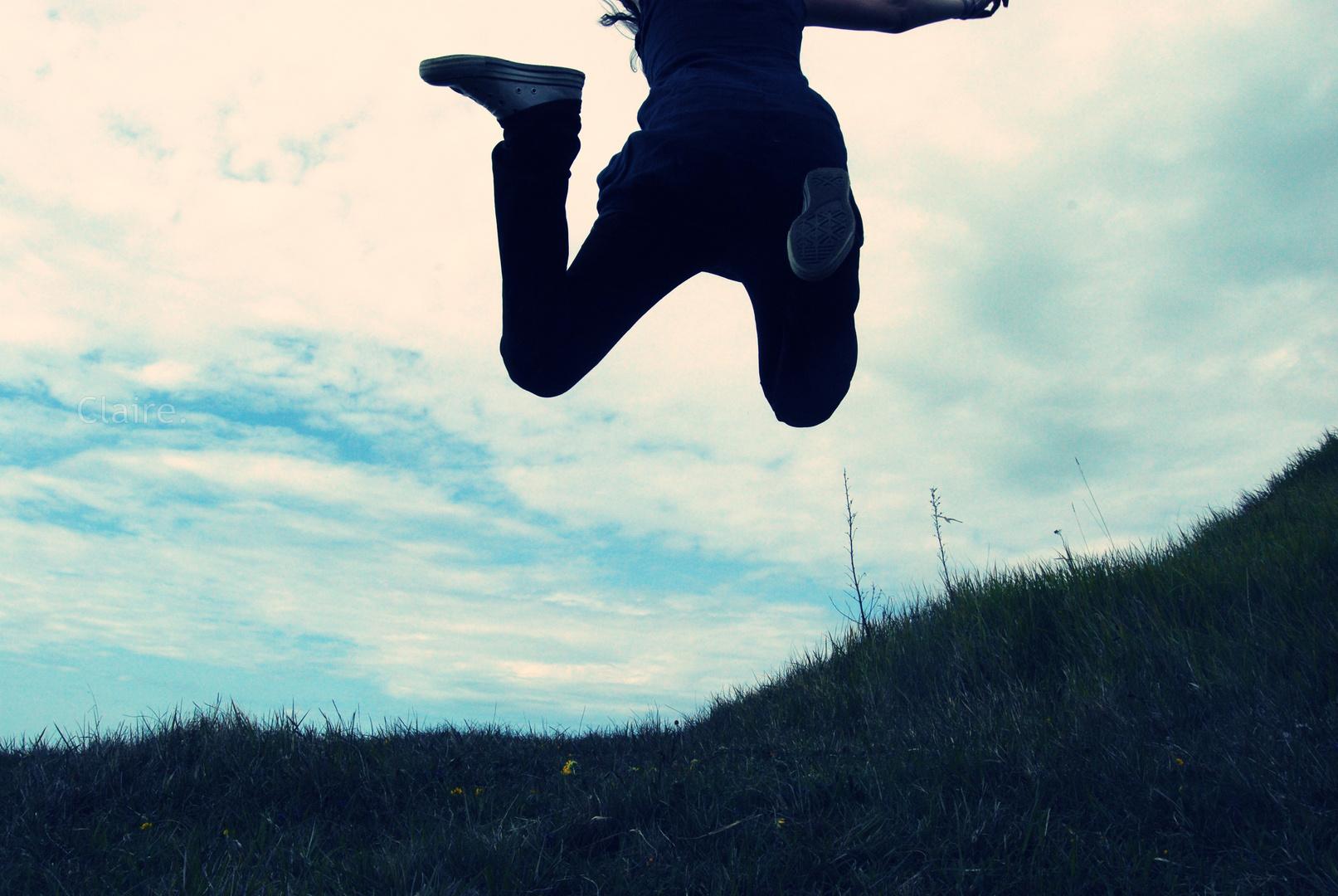 Le grand saut..