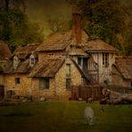 Le hameau de la reine