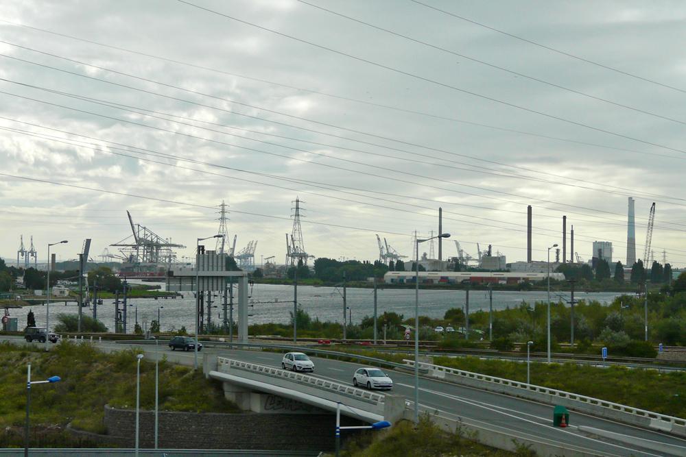 Le Havre - Hafen