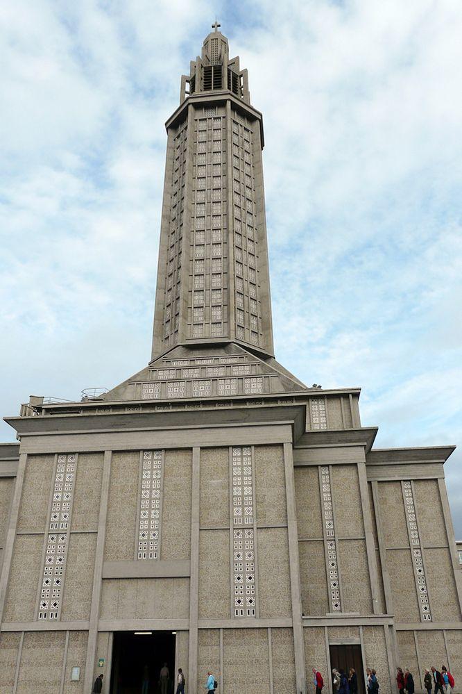 Le Havre - Kirche Saint Joseph
