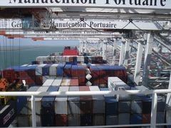 Le Havre / Port 2000 / Terminal de France / LP 10