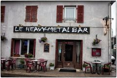 Le Heavy-metal bar