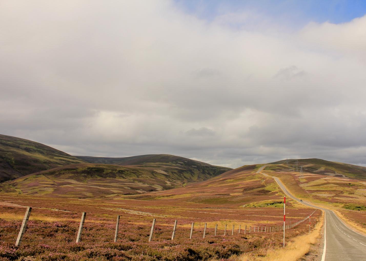 Le highlands scozzesi