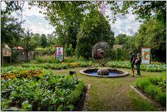 Le jardin de Mowgli