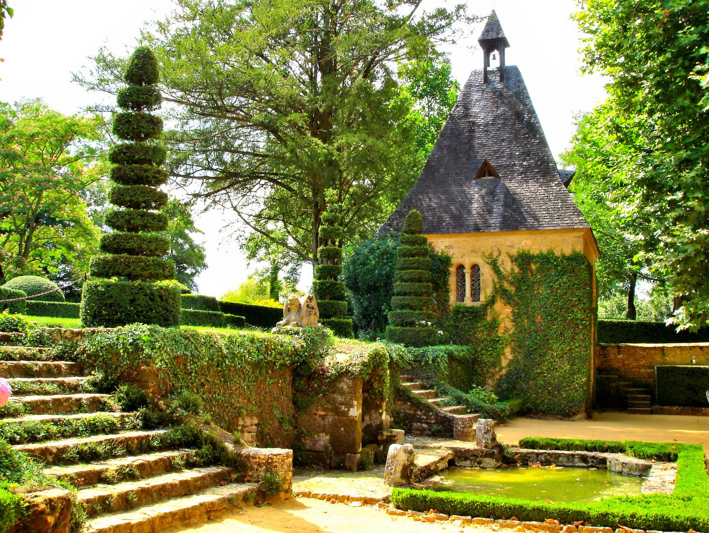 Le jardin d'Eyrignac photo et image   paysages, paysages de campagne, paysages champêtres Images ...