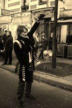 Le jongleur des rues