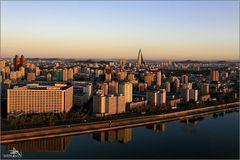 Le jour se lève sur Pyonyang