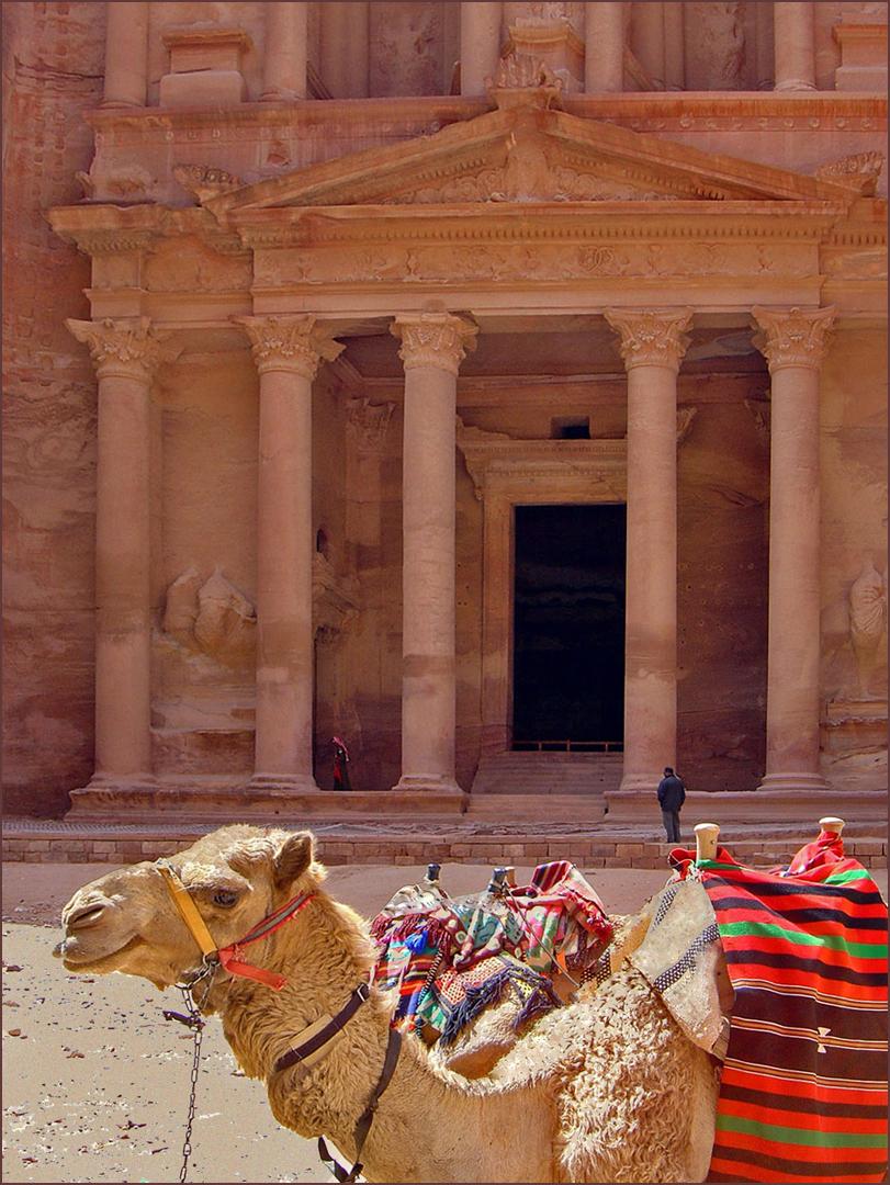 Le Khazneh  --  Petra
