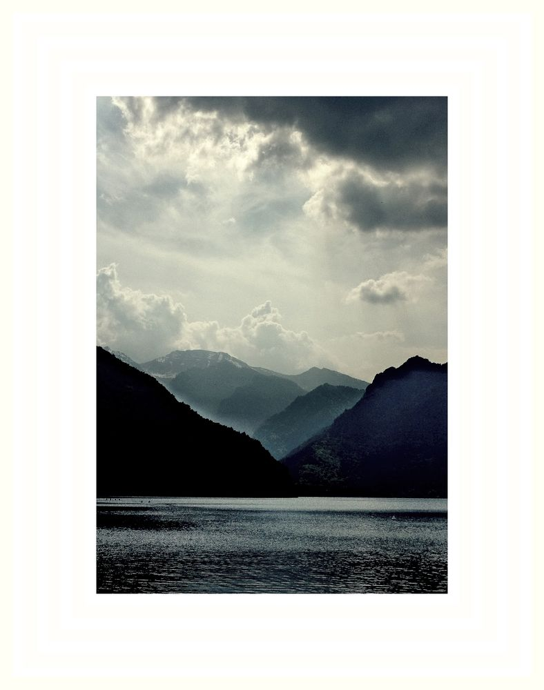 Le Lac...