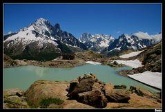 ...Le Lac Blanc...