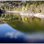 Le lac d'Alfeld
