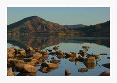 le lac Salagou