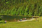 Le lac St. Anne