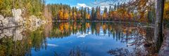 Le lac vert