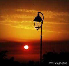 le lampadaire