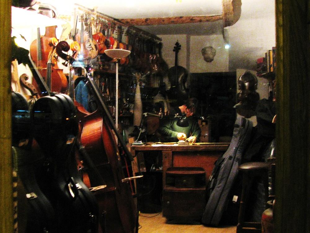 Le luthier