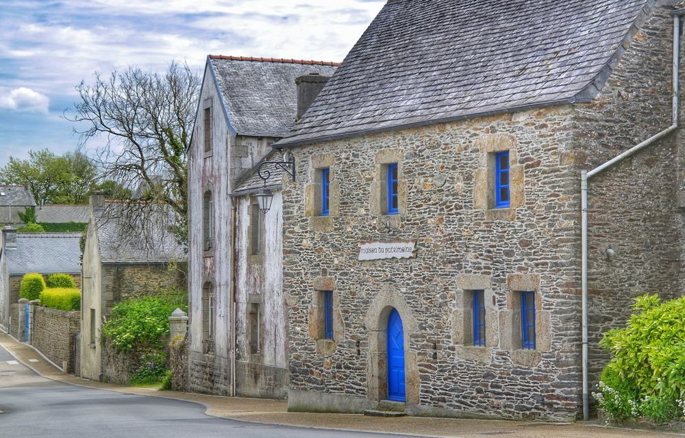 le maison du patrimoine