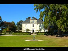 Le Manoir du Parc de Procé (Nantes)