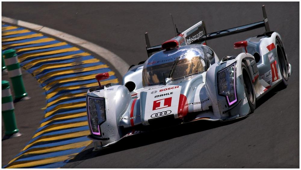 Le Mans 2012 - Also gut ...