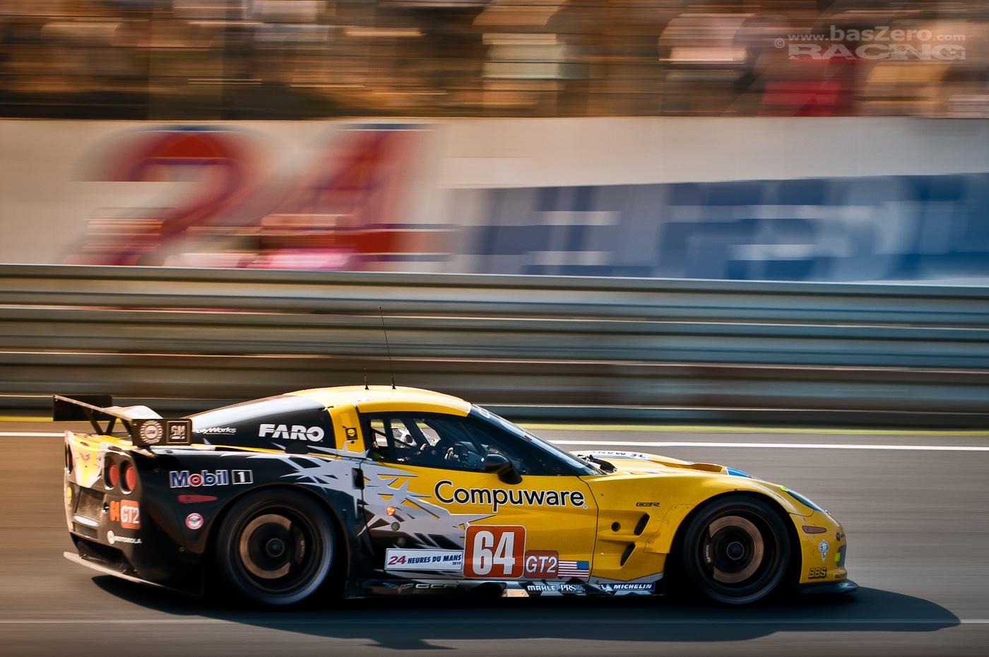 Le Mans 2013 | Corvette gegen Viper