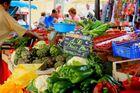 Le marché de Cassis