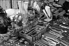 le marché des bijoux