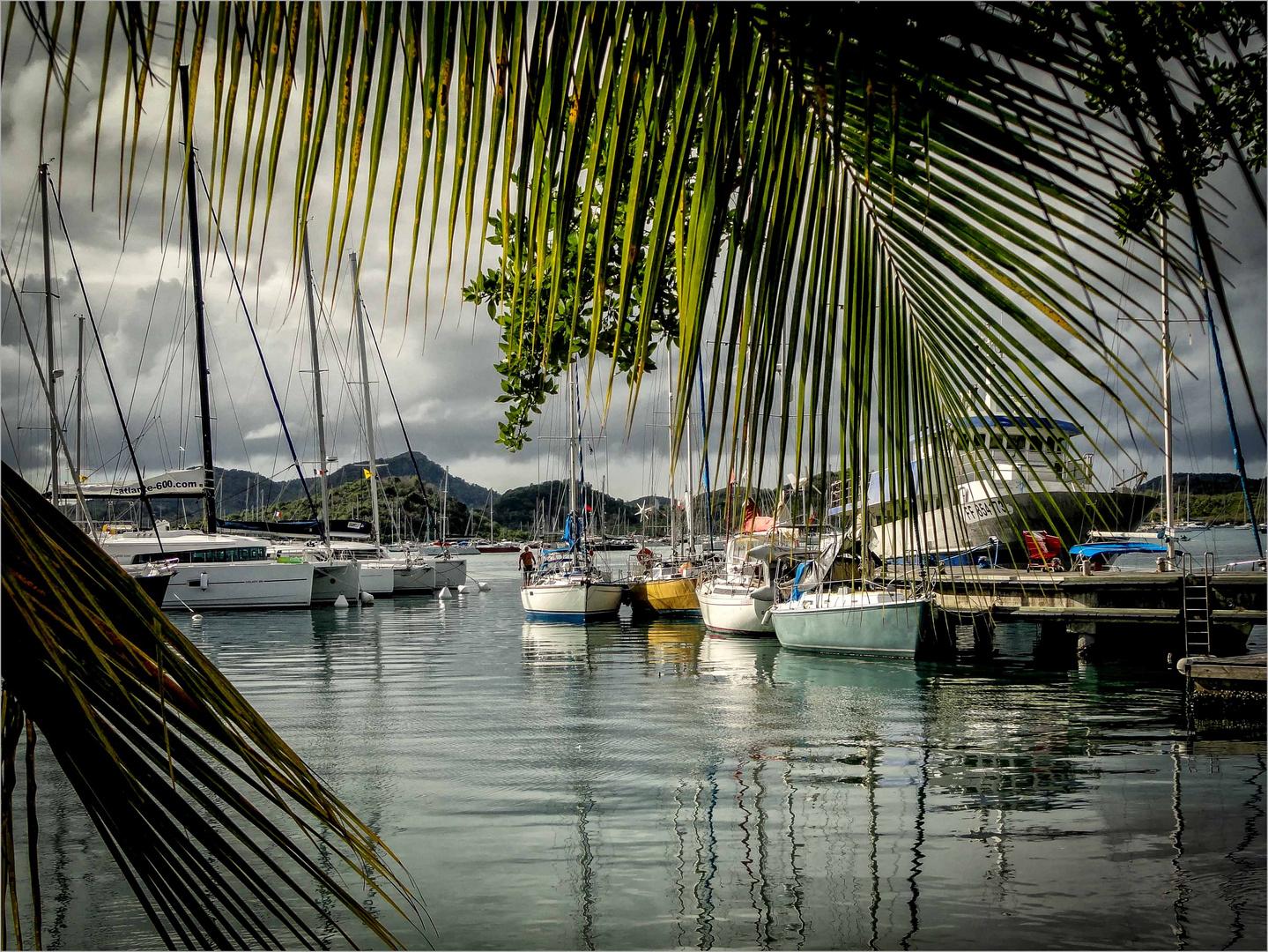 Le Marin. Martinique