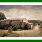 Le mas provençal .....