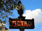 Le Metro - de Paris