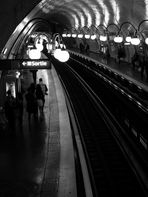 le metro.