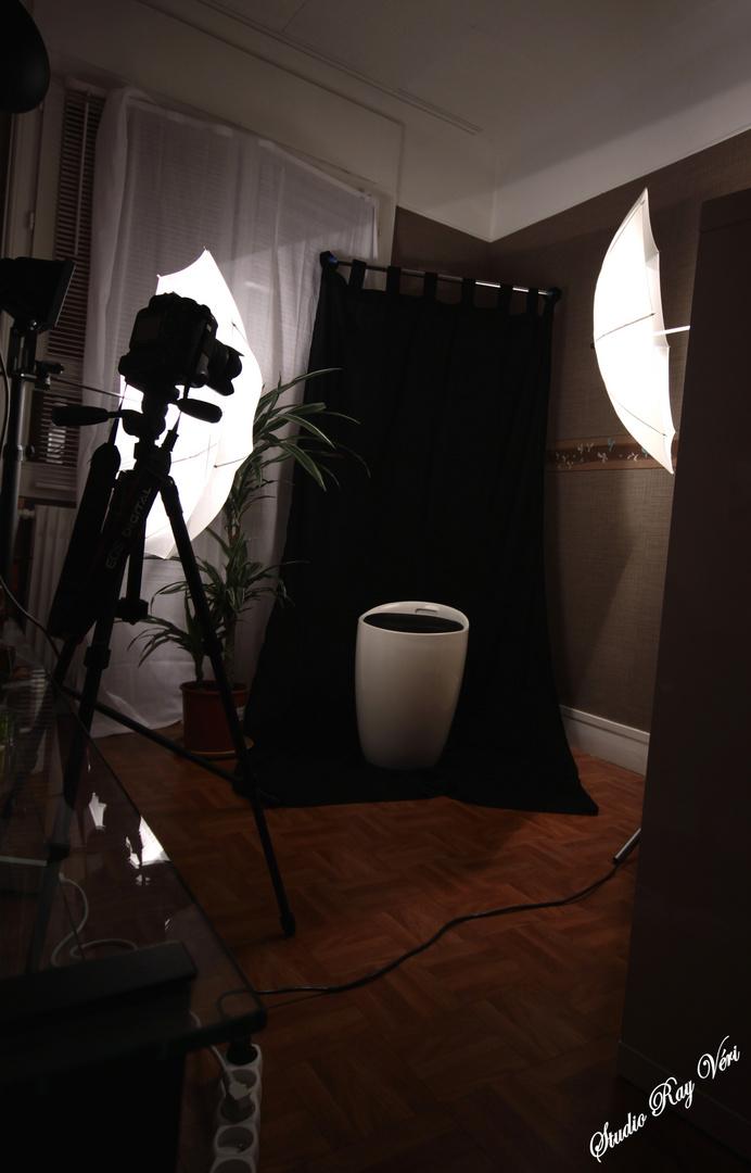 Le Mini Studio Ray Veri