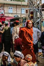 le moine birman