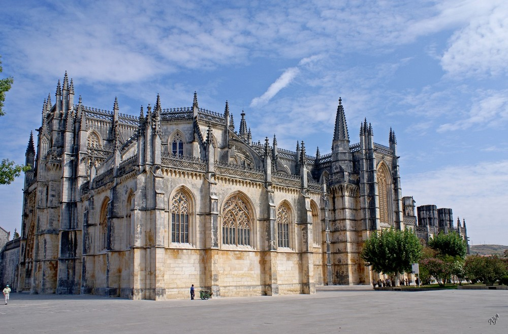 Le monastère de Batalha