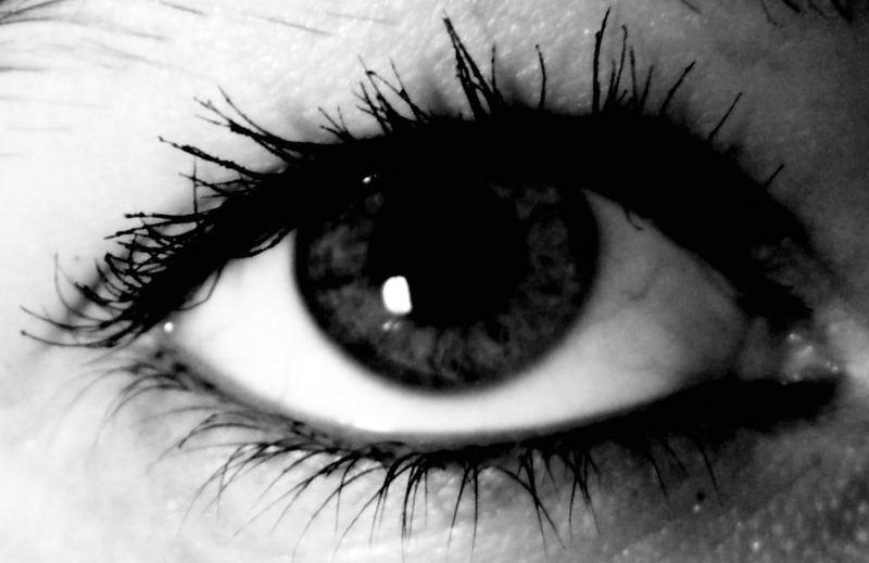 le monde dans mon oeil