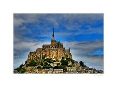 - Le Mont St. Michel -