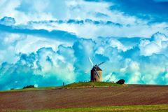 - Le moulin -