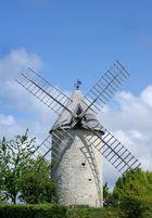 Le moulin de Chevanceaux
